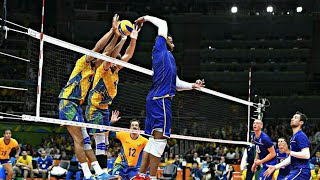 Amazing Volleyball Actions | Epic Moments | (HD)