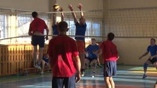 В Первомайском прошел турнир по волейболу памяти Михаила Начкебия