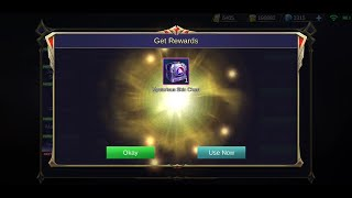 Exchange Mysterious Skin Chest   Jade Path - Treasure Redeem Event   Mobile Legends