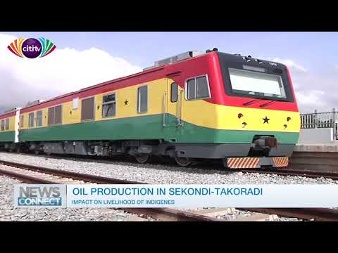 Oil projects in Sekondi Takoradi