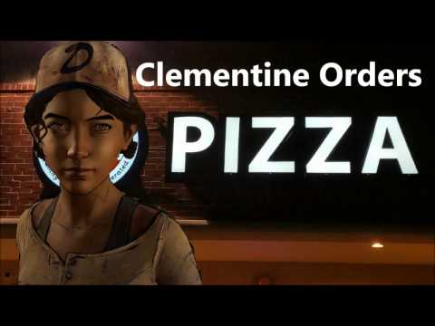 Clementine orders Pizza  HD