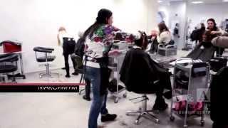 Базовая школа парикмахеров. Курс для новичков. Учебный центр S&A Group