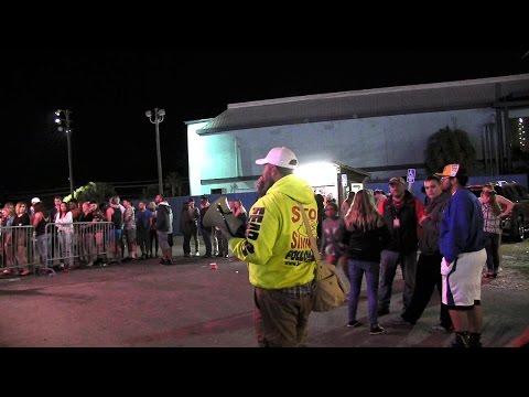 Panama City Beach Spring Break 2017 - Street Preaching   Kerrigan Skelly