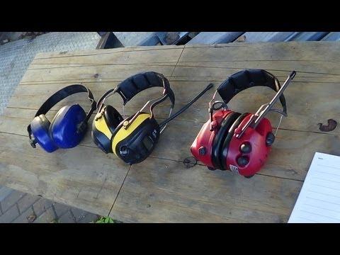 Hearing protector reviews