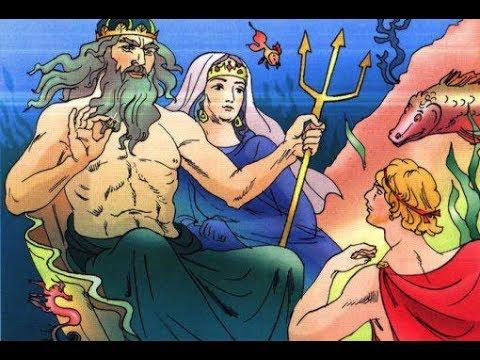 Посейдон и его жена найдены в Александрии - анонс - Дмитрий Еньков- Игорь Гусев -  Глобальная волна