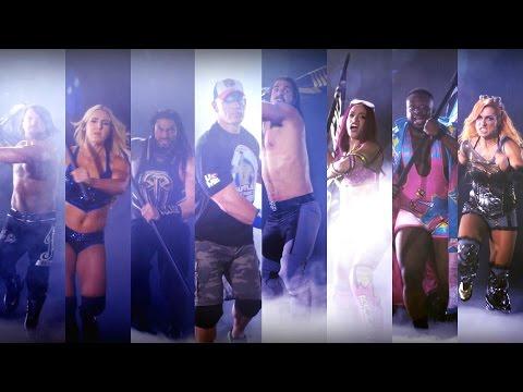 WWE Battleground 2016 - July 24 on WWE Network