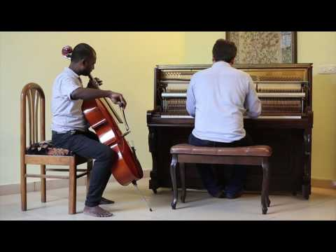 Game of Thrones Theme Cover   On Cello and Piano   Vinod K. Ram   Siddharth Malla