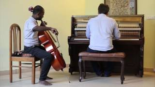 Game of Thrones Theme Cover | On Cello and Piano | Vinod K. Ram | Siddharth Mall