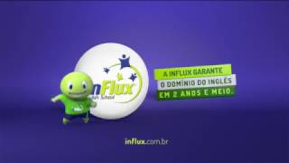 Comercial 2017 - inFlux Inglês e Espanhol thumbnail