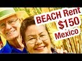 5 Tips: Mexico Beach Rentals $150 Living At The Beach Lo de Marcos, Mazatlán, Sayulita, San Pancho,