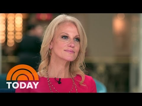 Kellyanne Conway: I'm Concerned About How President Trump's Low Poll Numbers 'Got There' | TODAY