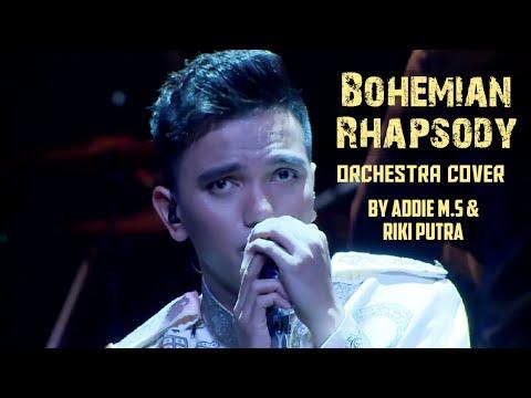 QUEEN - BOHEMIAN RHAPSODY (Gamelan Orchestra) - Riki Putra Feat. Addie MS & Bhinneka Orchestra Mp3