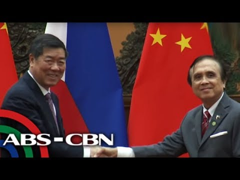 China - PH an important part of Belt and Road initiative | ANC