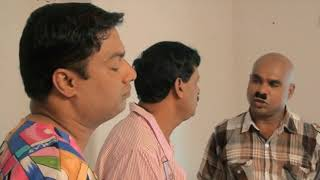 "Comedy by ,John D'Silva, Sally and Saby in ""Aplea Bhurgeam Sangatak"" by D.Y S P Sammy Tavares"