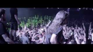 Whitechapel Spring 2013 Tour Documentary