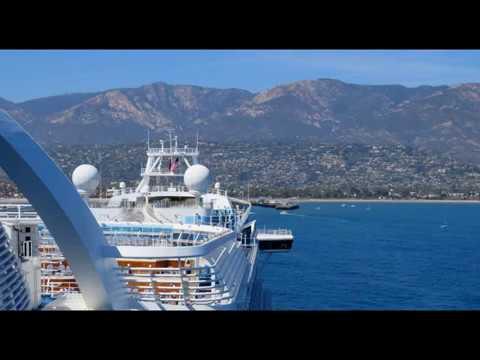Ruby Princess California Coast Cruise YouTube - California coast cruises