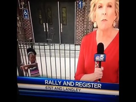 Little Girl Dancing Behind NBC Reporter: 2 Families Say Video Star Is Their Daughter