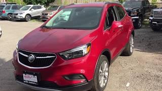 2018 Buick Encore AWD 1.4L Turbocharge Oshawa ON Stock #181244