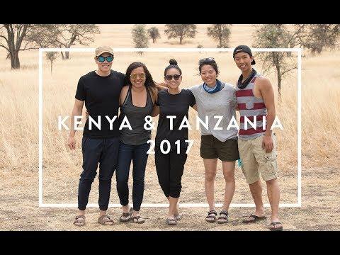 Kenya & Tanzania Safari 2017