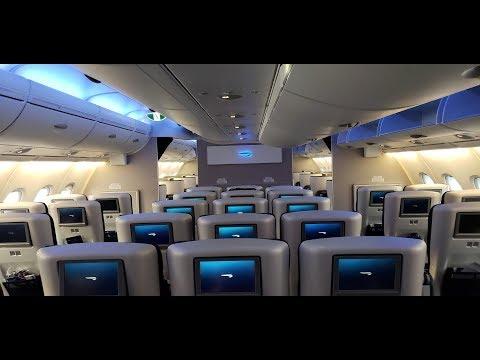 BRITISH AIRWAYS A380 LHR-ORD UPPER DECK ECONOMY TRIP REPORT