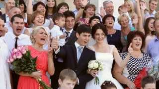 День свадьбы Романа и Индиры!