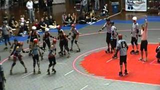 Show Me Derby-Q Regionals, 2011: Atlanta v Kansas City Clip 1
