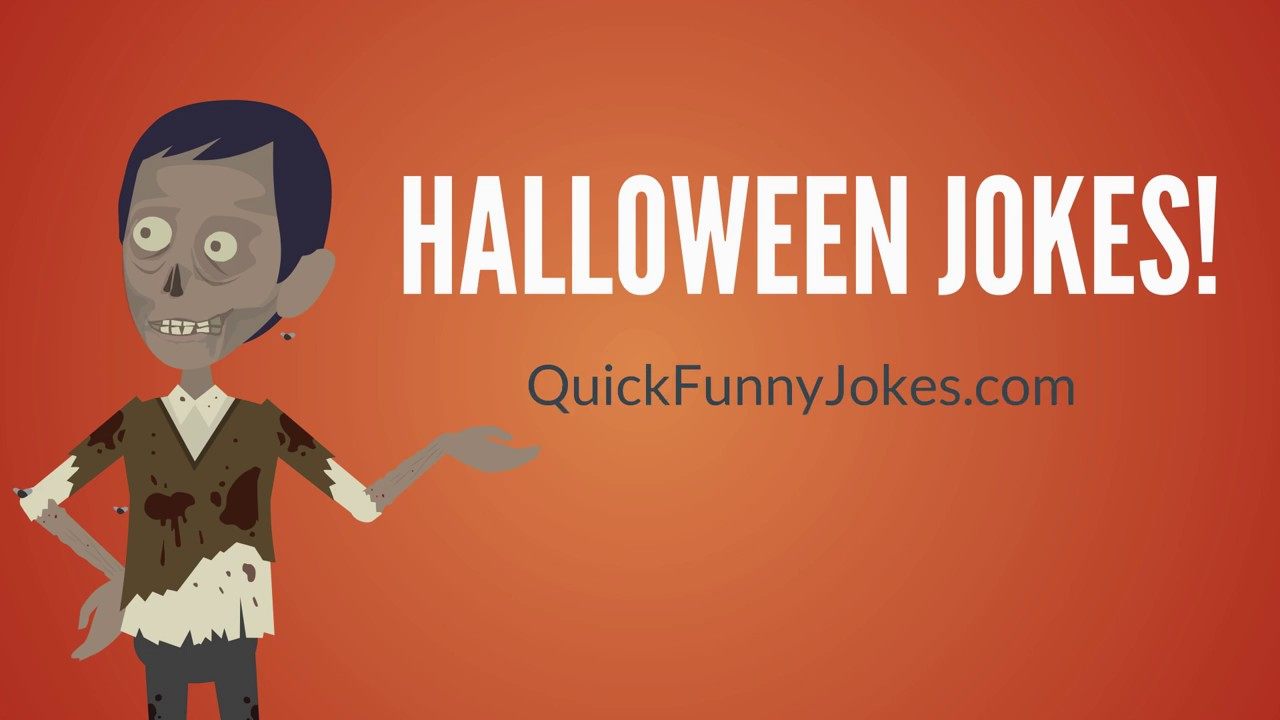 Funny Jokes About Halloween!