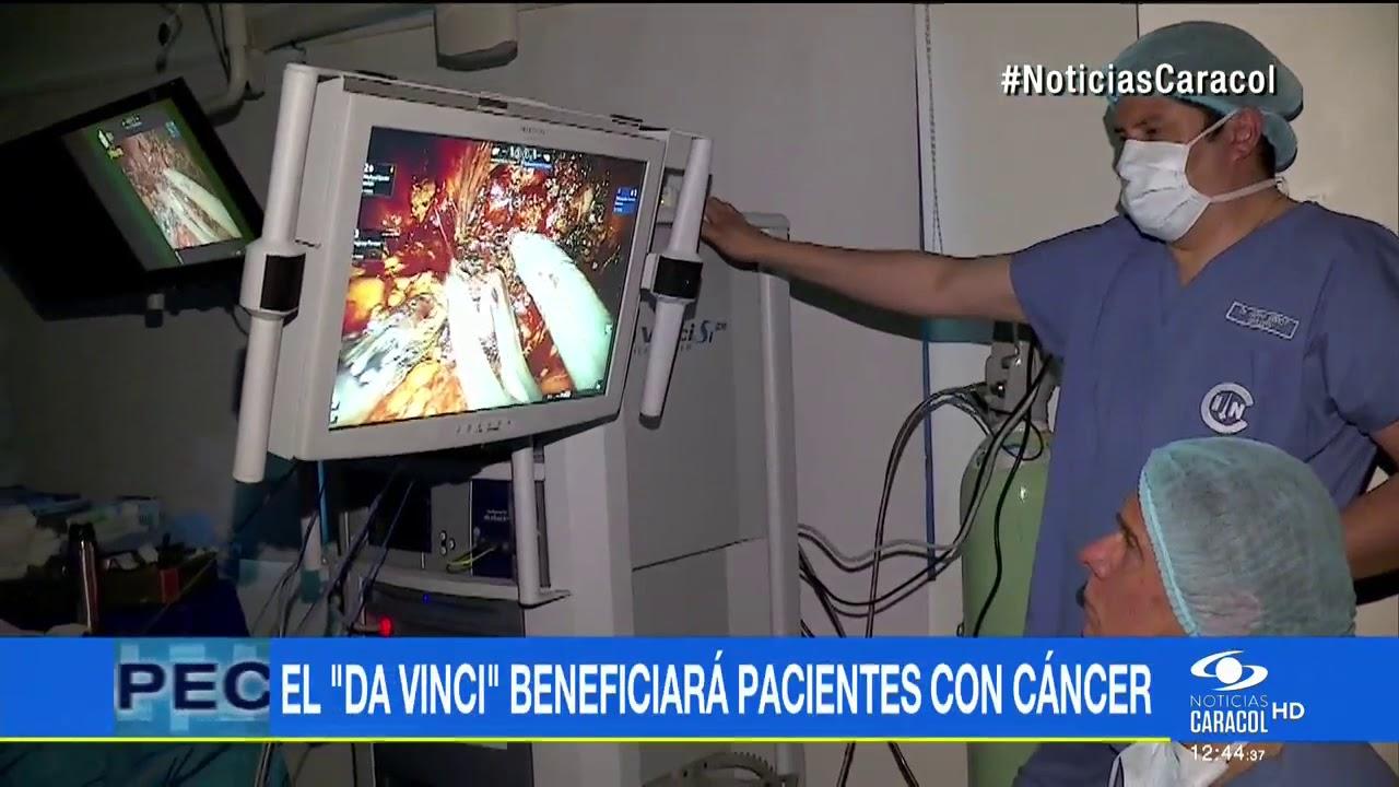 video de cirugía de próstata con robot da vinci yahoo