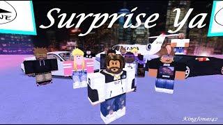 Chris Brown - Surprise Ya ★ ROBLOX MUSIC VIDEO★