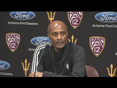 RAW VIDEO: ASU AD Ray Anderson speaks about firing Todd Graham