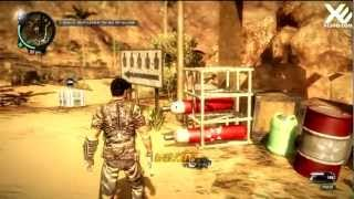 Just Cause 2 - Demo Gameplay HD