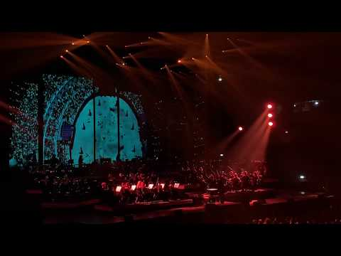 Now We Are Free (Il Gladiatore) - Hans Zimmer & Lisa Gerrard live 2019 Milano