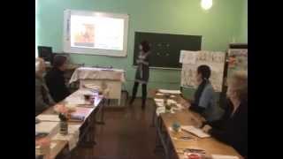 майстер-клас вчителя образотворчого мистецтва