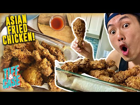 Five Spice FRIED CHICKEN Recipe