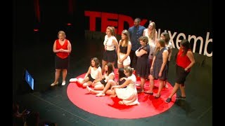 Harmonising the Harmony | Crush?! Vocal Band | TEDxLuxembourgCity