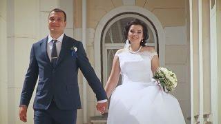 Александр и Анна. Свадебная прогулка.