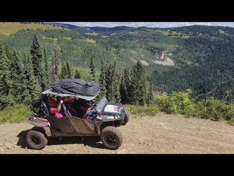 Colorado RZR XP 900 Camping Trip