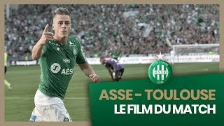 ASSE 2-2 Toulouse : le film du match