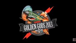 Burgerkill - Golden Gods Awards, London 2013