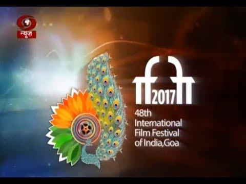 Special Programme: 48th International Film Festival of India (Goa-2017) | 23/11/2017