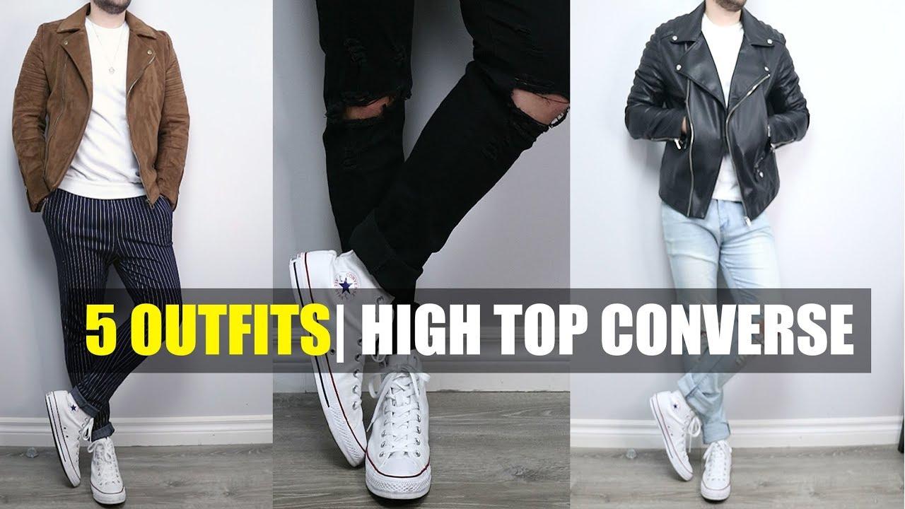 all star converse fashion
