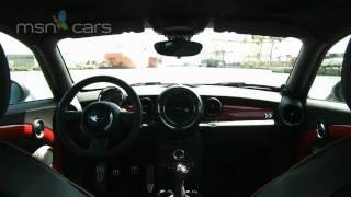 Mini Coupe test drive