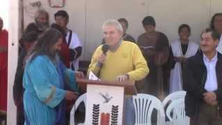 """""""Encuentro fraternal"""" comunidad israelitas del distrito de Carabayllo"""