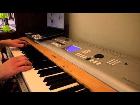 Sub Focus  Tidal Wave Piano
