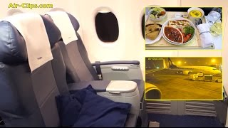 Jet Airways Boeing 737-900 Business Class Delhi to Kathmandu! [AirClips full flight series]
