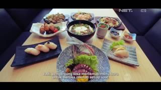 Weekend List - Wah! 100 Macam Menu Sushi Ada di Itacho Sushi