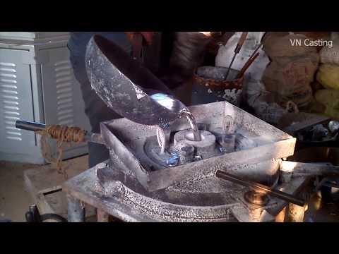 Đúc hợp kim nhôm trong khuôn kim loại |  Aluminum Alloy Casting With Metal Molds
