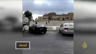 حرب شوارع بين قوات أمنية ومسلحين بمدينة الكرك الأردنية