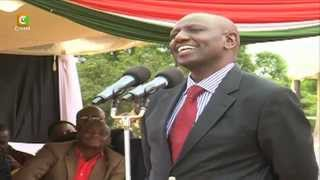 DP Ruto On Ukambani Politics