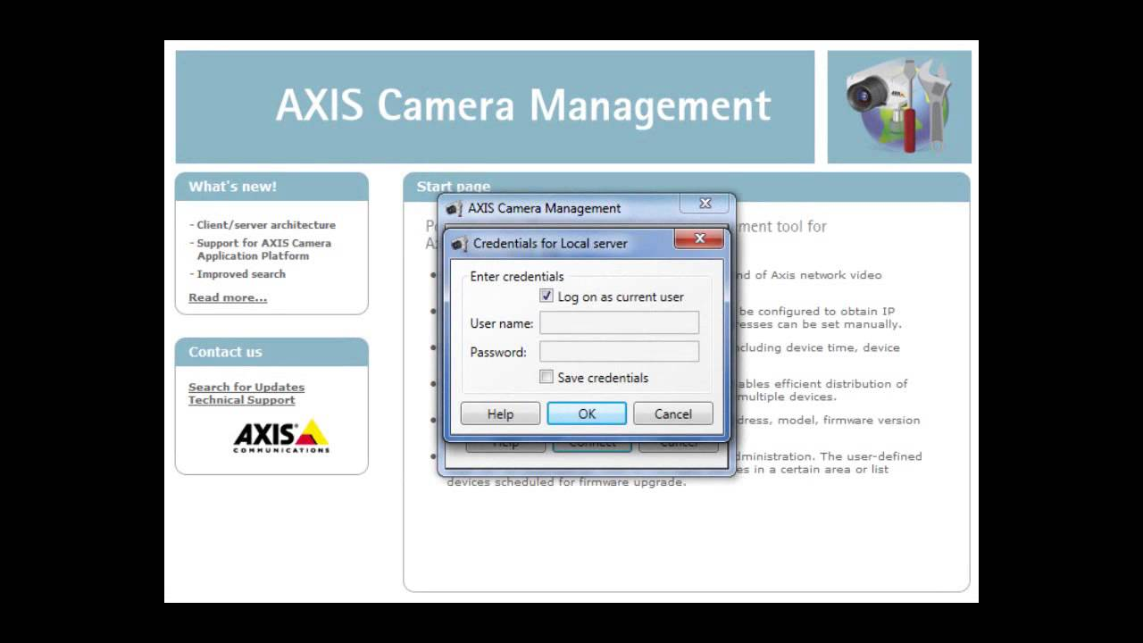 Configuration tip how to enable onvif in a profile s for Https pedro camera it login